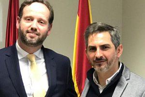Reunión del presidente de Educación Infantil de ACADE con el Ayuntamiento de Madrid