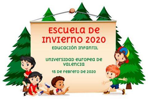 noticia home escuela invierno valencia 480x320 - Valencia acogerá la próxima Escuela de Invierno de Educación Infantil