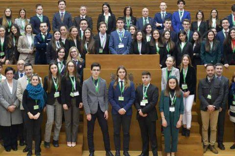 RAF 4767 480x320 - Jóvenes estudiantes se convierten en europarlamentarios