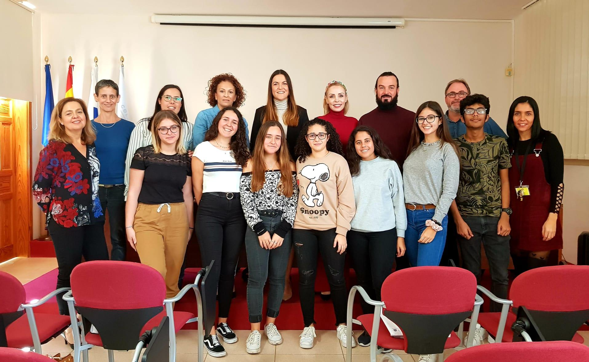 costa adeje web - Internacional Costa Adeje firma un convenio con el Conservatorio Superior de Música de Canarias