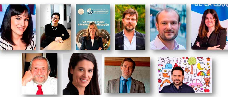Ponentes 2020 interior web - La Fundación Créate organiza la I Edición de Drawing EDucation