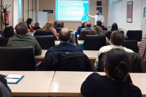 junta directiva infantil madrid 480x320 - Celebrada la Junta Directiva de Infantil Madrid y la jornada sobre Disciplina Positiva