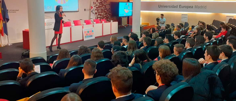 reto 2030 web - Sesenta participantes en el Reto 20/30 de la Universidad Europea de Madrid