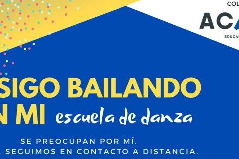 YO SIGO BAILANDO CON MI ESCUELA MODERNO WEB 480x320 - Noticias de la Sectorial de Danza