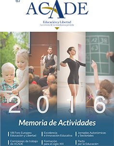 miniatura revista acade 67 236x300 - Revista ACADE