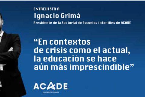 cabecera liderar la incertidumbre 36 480x320 - El presidente de la Sectorial de Educación Infantil entrevistado por la Asociación para el Progreso de la Dirección (APD)