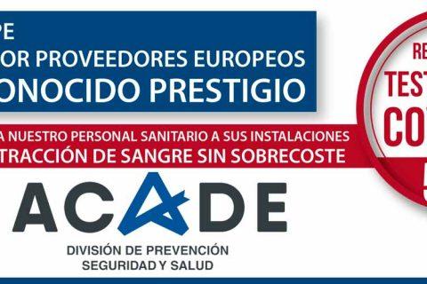 mep covid 480x320 - MPE, la División de Prevención, Seguridad y Salud de ACADE, presenta un programa de protección ante la covid-19
