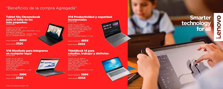 1170 x500 Lenovo educacion 2 - Tienes hasta el 30 de junio para adquirir equipos de Lenovo con descuentos del 30 %