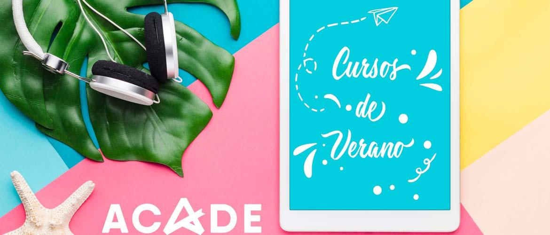 cursos de verano - ¡Apúntate a nuestros Cursos de Verano!