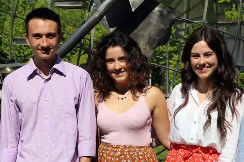 foto alumnos 2º Bach 480x320 - Cinco alumnos del colegio M. Peleteiro, con plaza en universidades anglosajonas